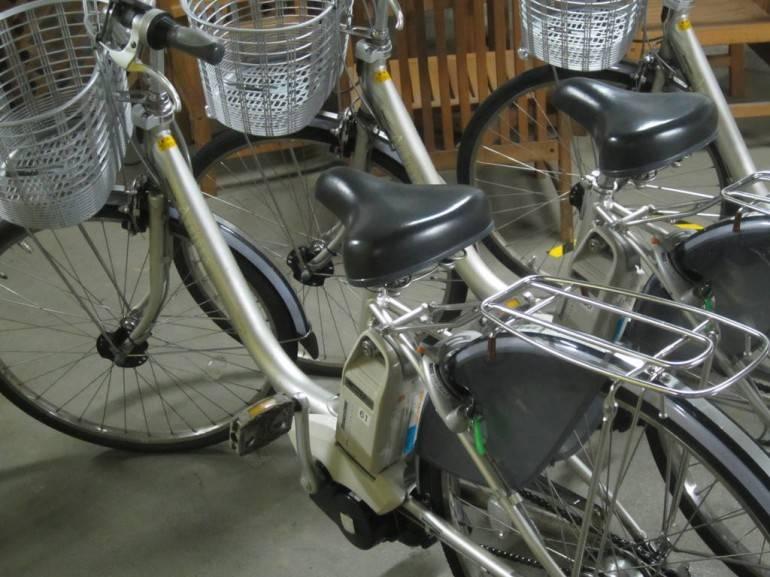 electric bike rental tour in Tokyo