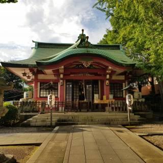 Ichigaya Kamegaoka Hachimangu
