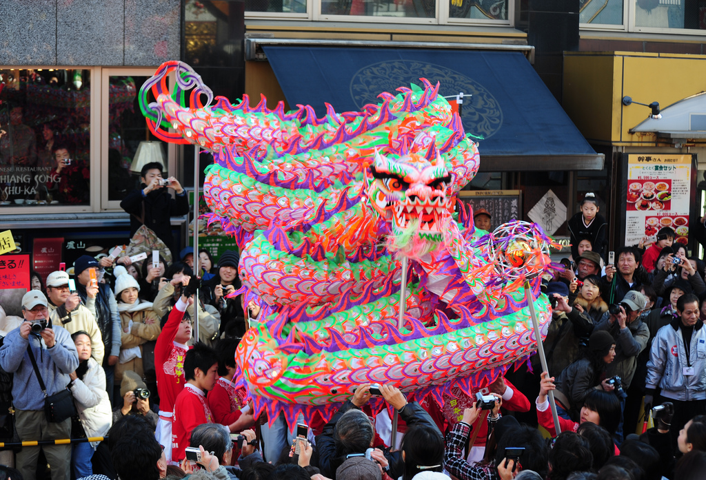 Cheapo Weekend for February 1/2: Chinese New Year, Bean-flinging and Andy Warhol