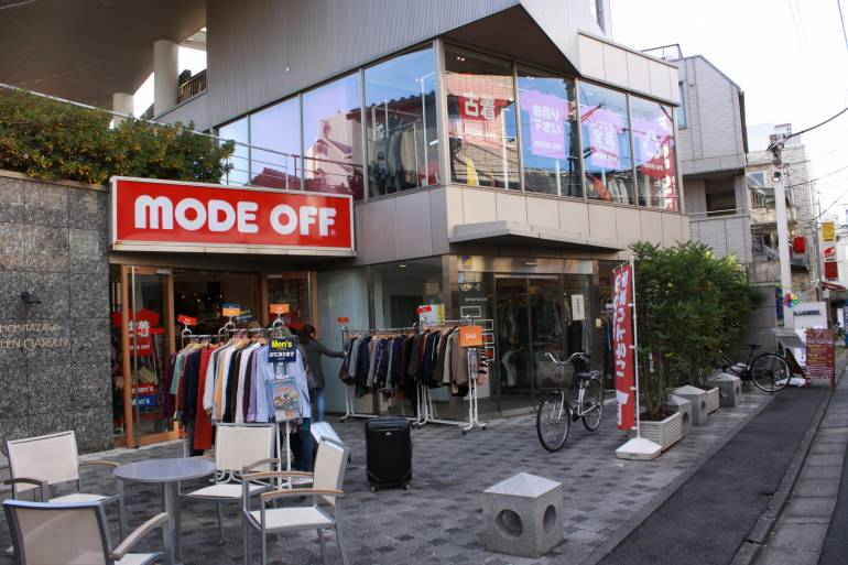 Image result for mode off kichijoji
