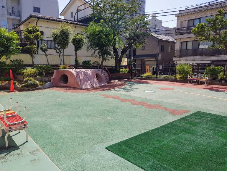 Tokyo Toy Museum play ground