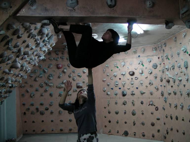 Tokyo Indoor Climbing