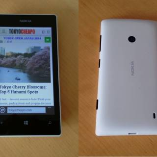 Nokia Lumia 525 - Low Priced Windows 8 Phone with Decent Camera