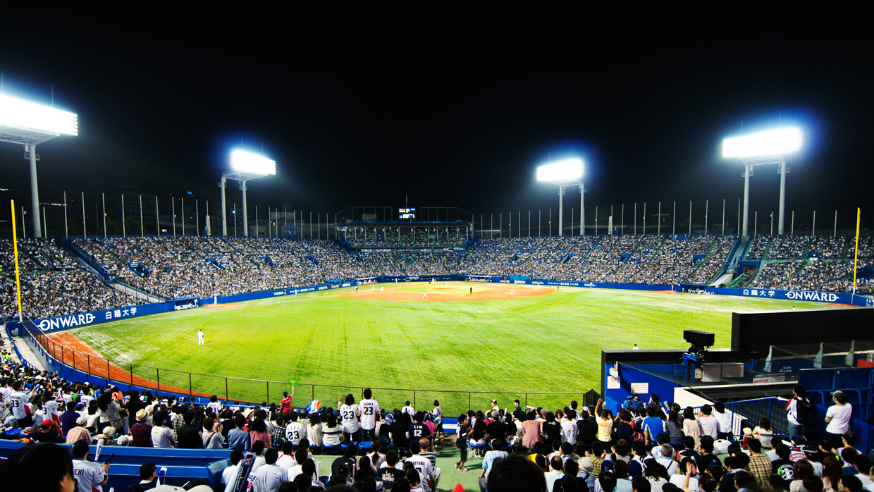 Baseball at Jingu Stadium: Pro-Sport and a Unique Japan Experience for Cheap