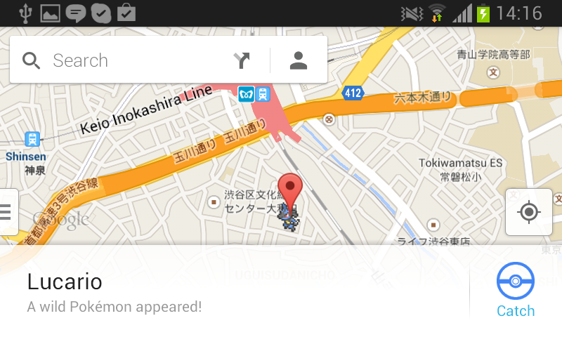 Where are the Pokémon in Google Maps Tokyo? | Tokyo Cheapo