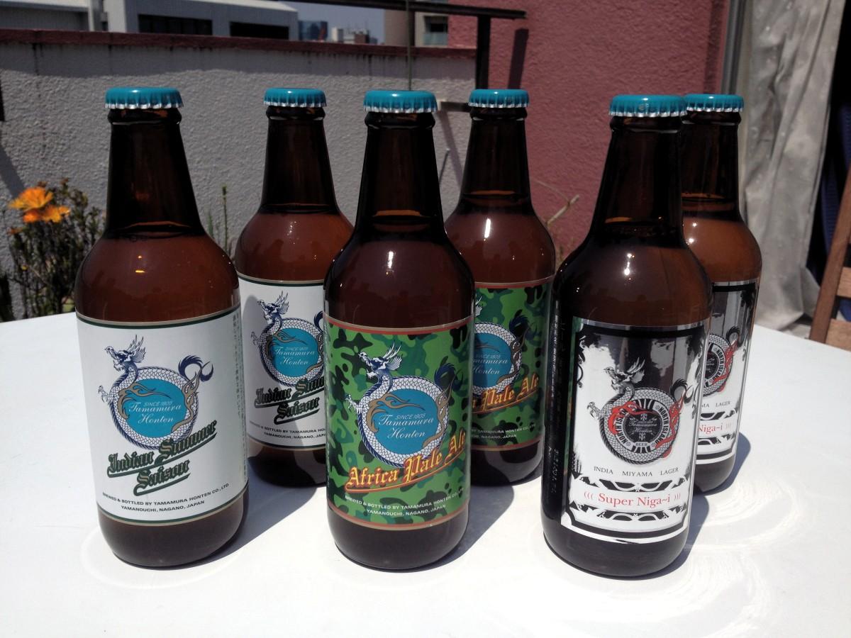 Shinshu Osake Mura - Serious Beer and Saké, Seriously Cheap