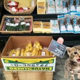 Organic produce in Tokyo