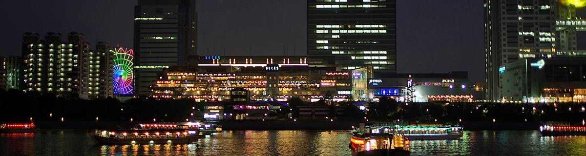 Low-Cost Night Cruises on Tokyo Bay