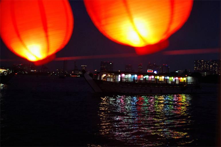 tokyo night cruises