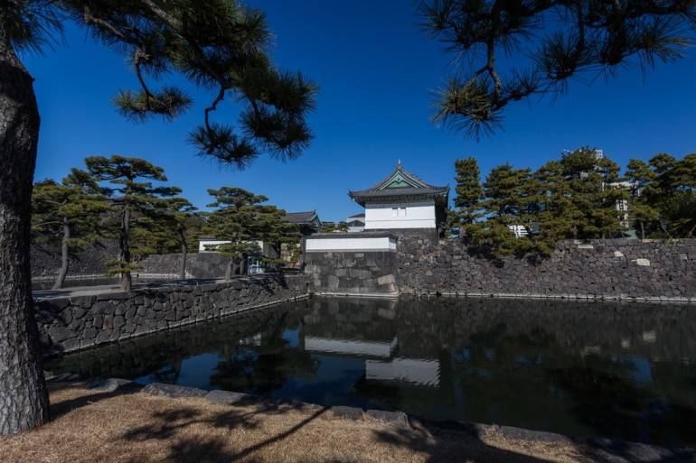 Imperial Palace pic via Shutterstock.