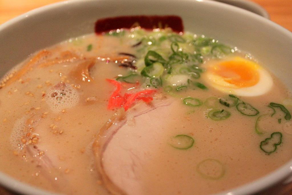 Ippudo Ramen: A Quick Slurp in a Bustling Metropolis