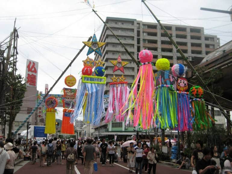 Hiratsuka Tanabata Festival. Pic by Kinya Hanada, used under Creative Commons.