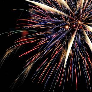 Showa Kinen Park Fireworks Festival