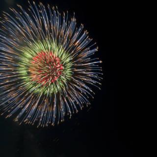 Chofu City Fireworks Festival