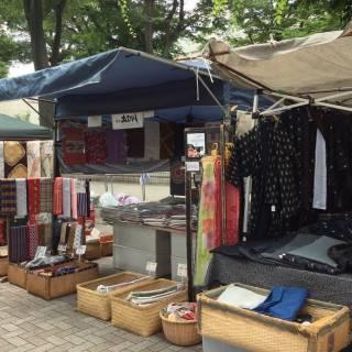 Japanese Antique Market