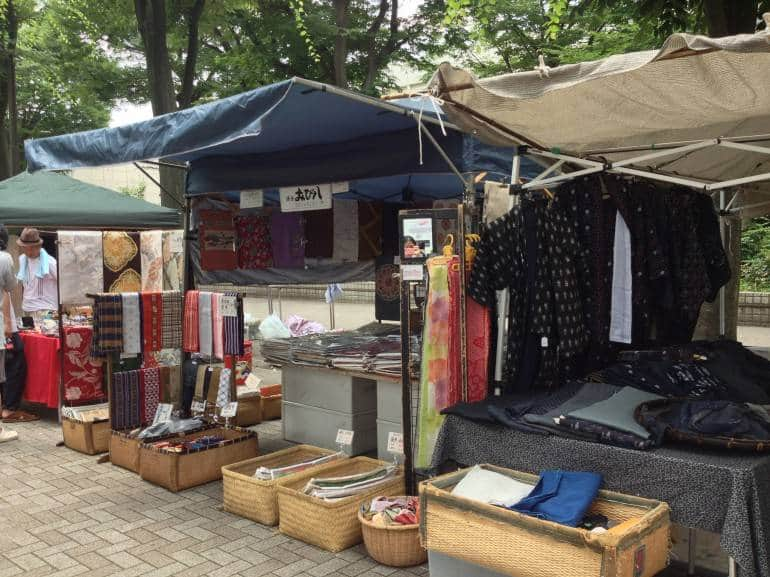 Japanese Antique Market, 24th Feb, 2019