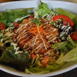 Café VG: Veggie Lunch Haven in Waseda