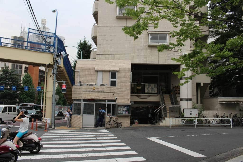 Daikanyama Police Box