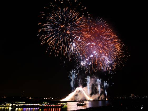 Edogawa Fireworks