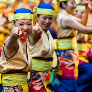 Cheapo Weekend for August 23-24: Samba Carnival, Super Yosakoi and More