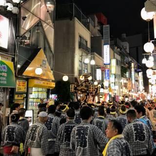 Kichijoji Autumn Festival 2021