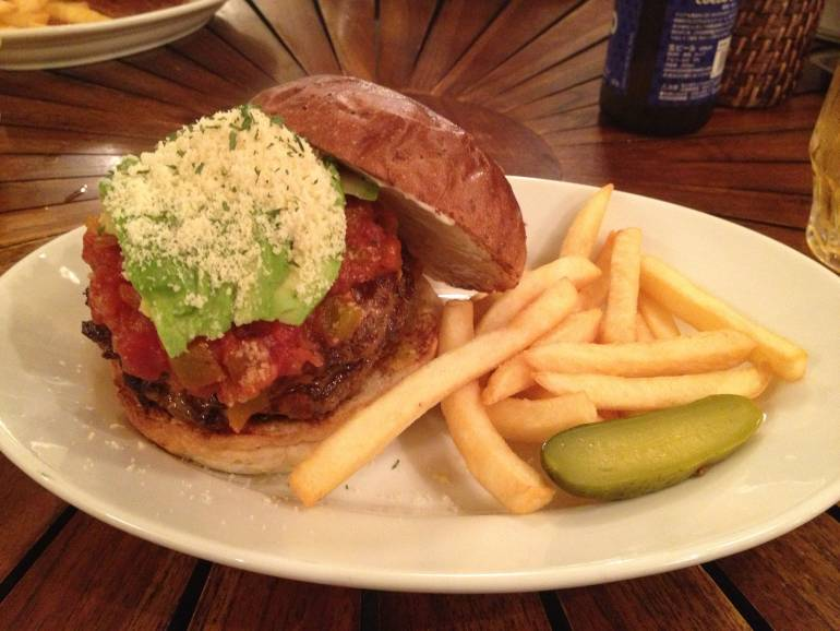 tokyo best value burgers