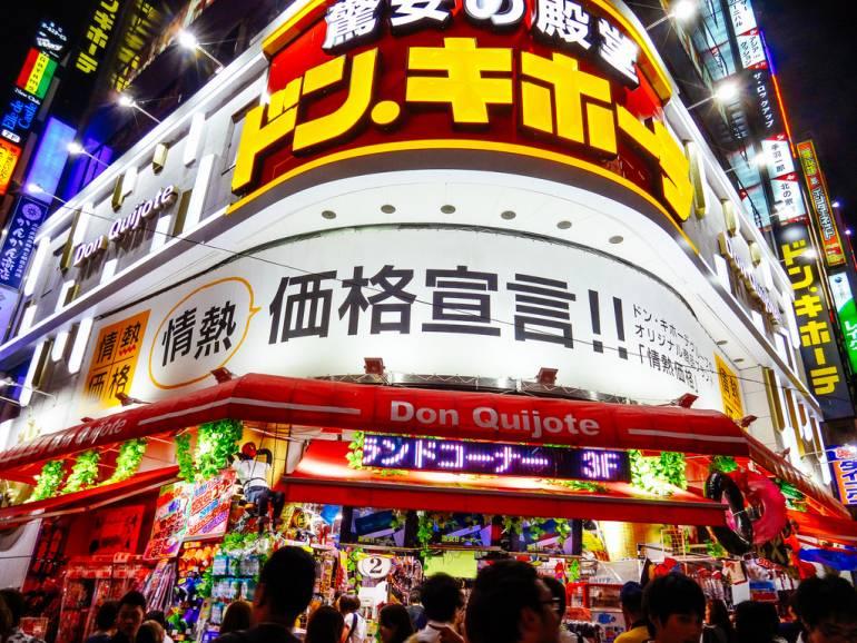 Donki Shinjuku