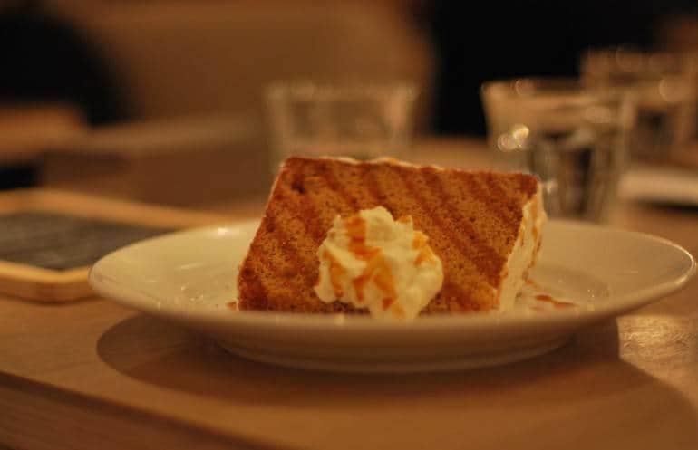 chanoma cake