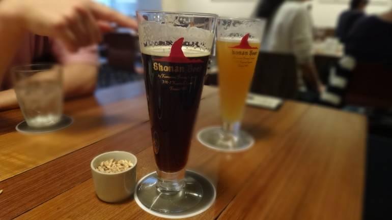 Shonan Beer in Fujisawa