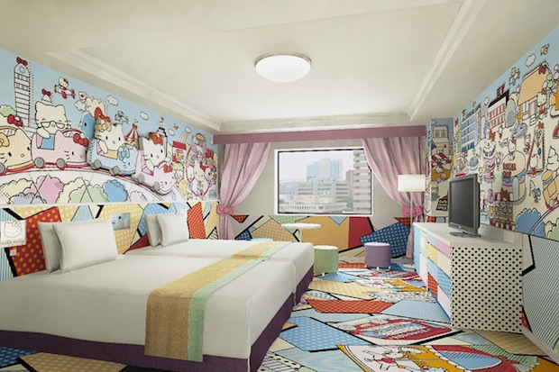 hello-kitty-hotel-room-keio-plaza-tama-shinjuku-3