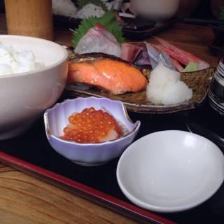 Isari Juhachiban: Shibuya's Best Value Lunch Catch