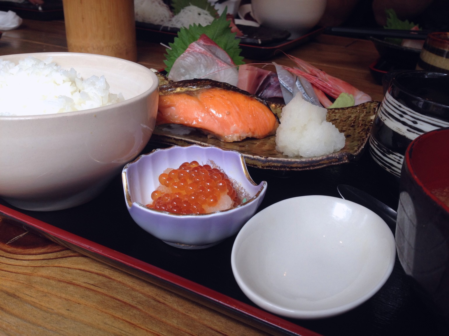 Isari Juhachiban: Shibuya's Best Value Lunch Catch
