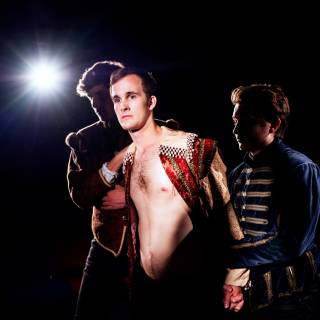 Interview with Thespian Cheapo Andrew Woolner