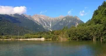 Kamikochi Lake in Nagano