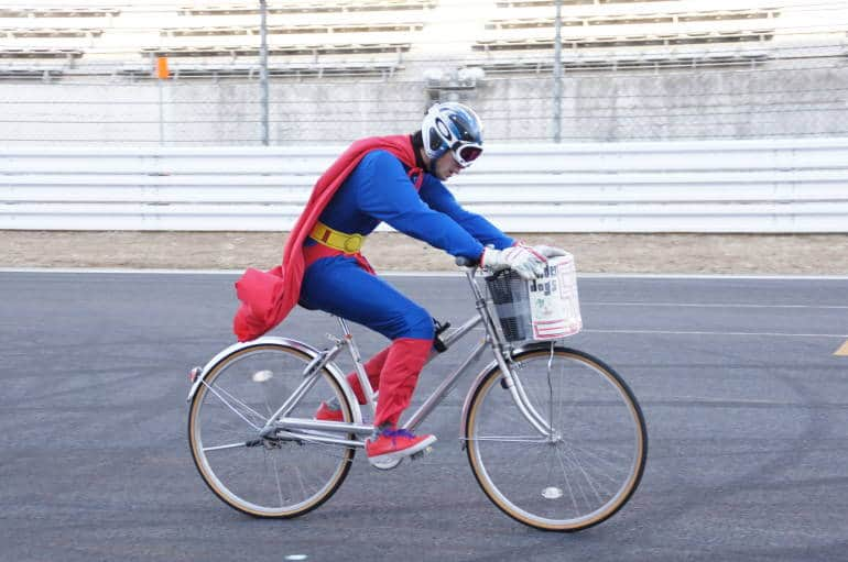 secondhand bikes tokyo