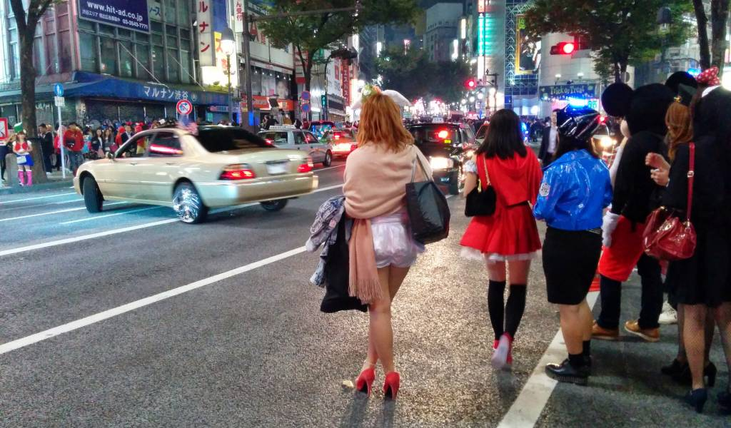 Woman Tokyo