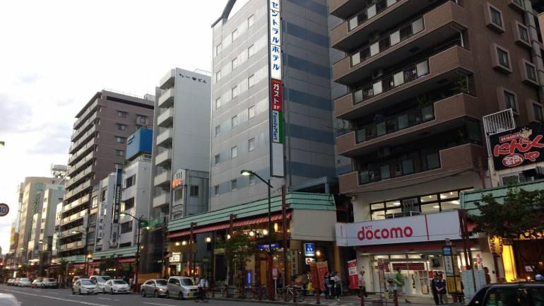asakusa-central-hotel