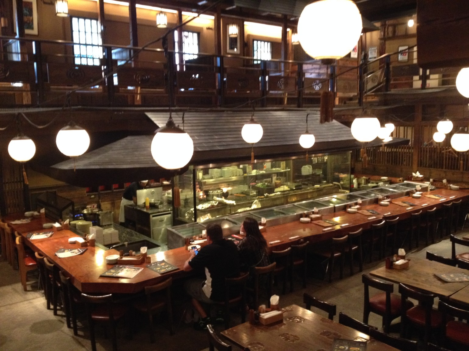 Gonpachi: Good fun while Killing the Lunch Bill
