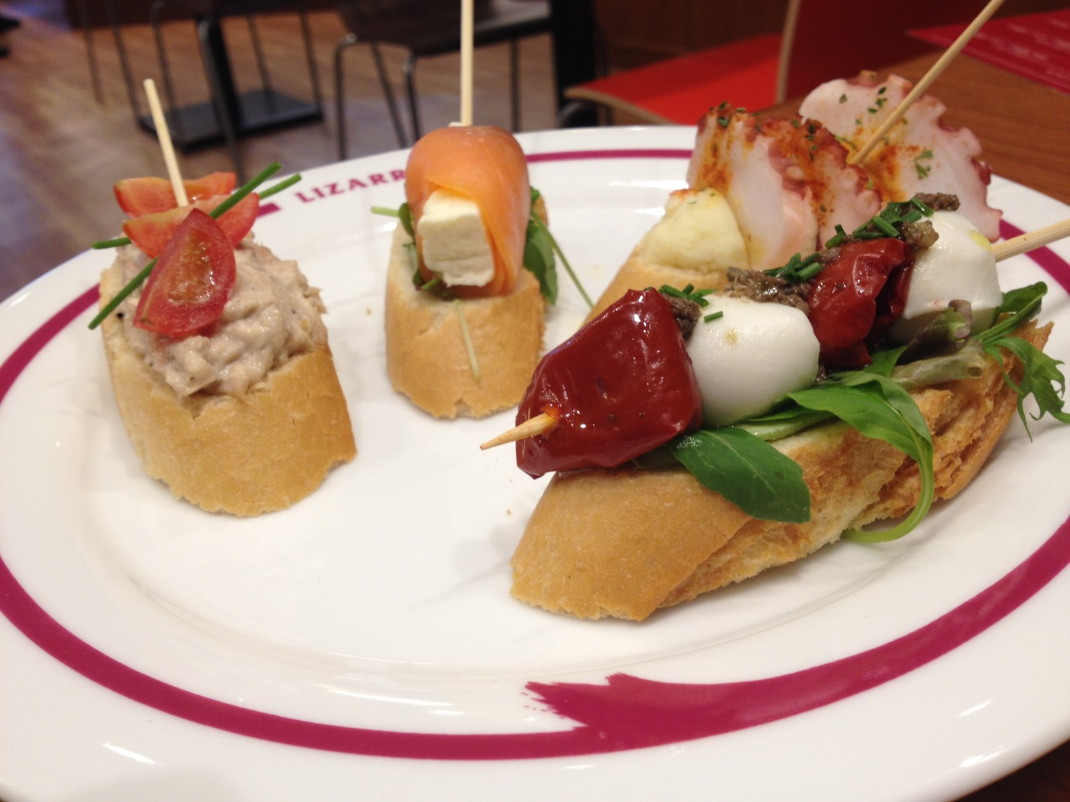 Lizarran: Pinchos and Spanish Delights for a Steal