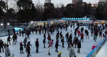 ice skating tokyo