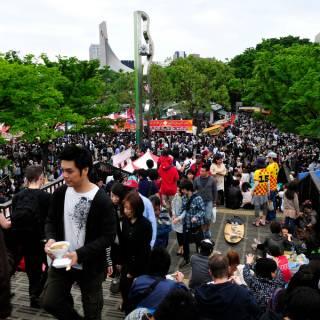 3rd Thai Fair in Tokyo 2015