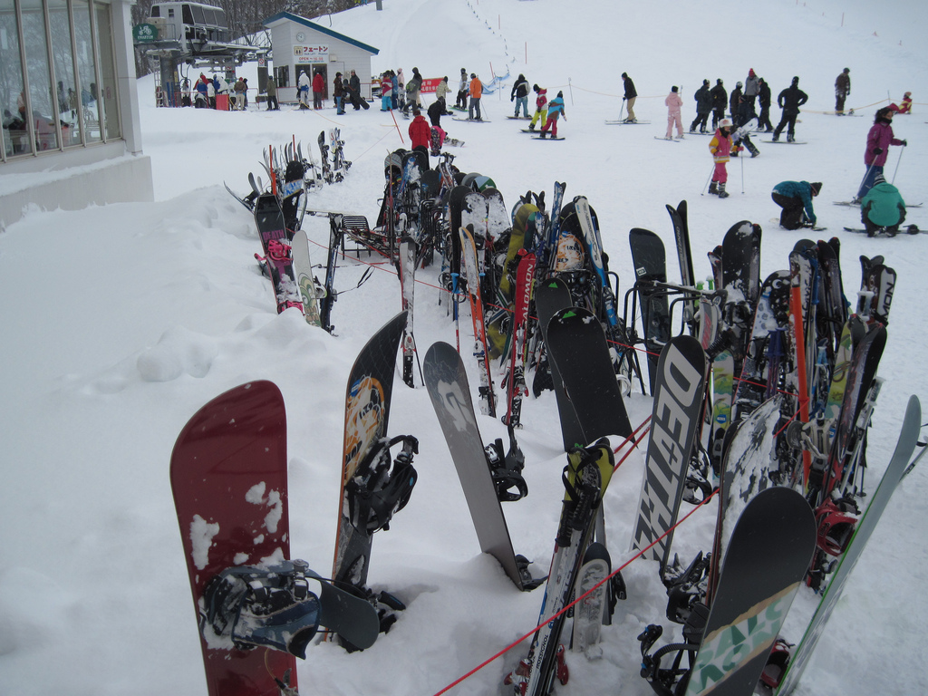 8bd1a2189072 Japan Ski Resorts  How and Where to Hit the Slopes near Tokyo ...