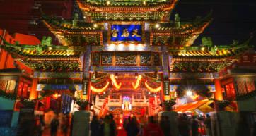 Yokohama Lantern Festival