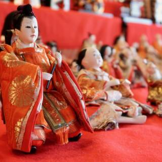 Doll Floating Ceremony