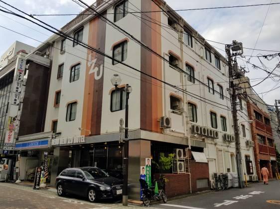 Tokyo Ueno New Izu Hotel