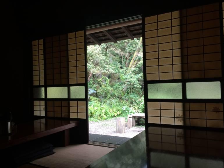 Amazake-chaya tea house in Hakone