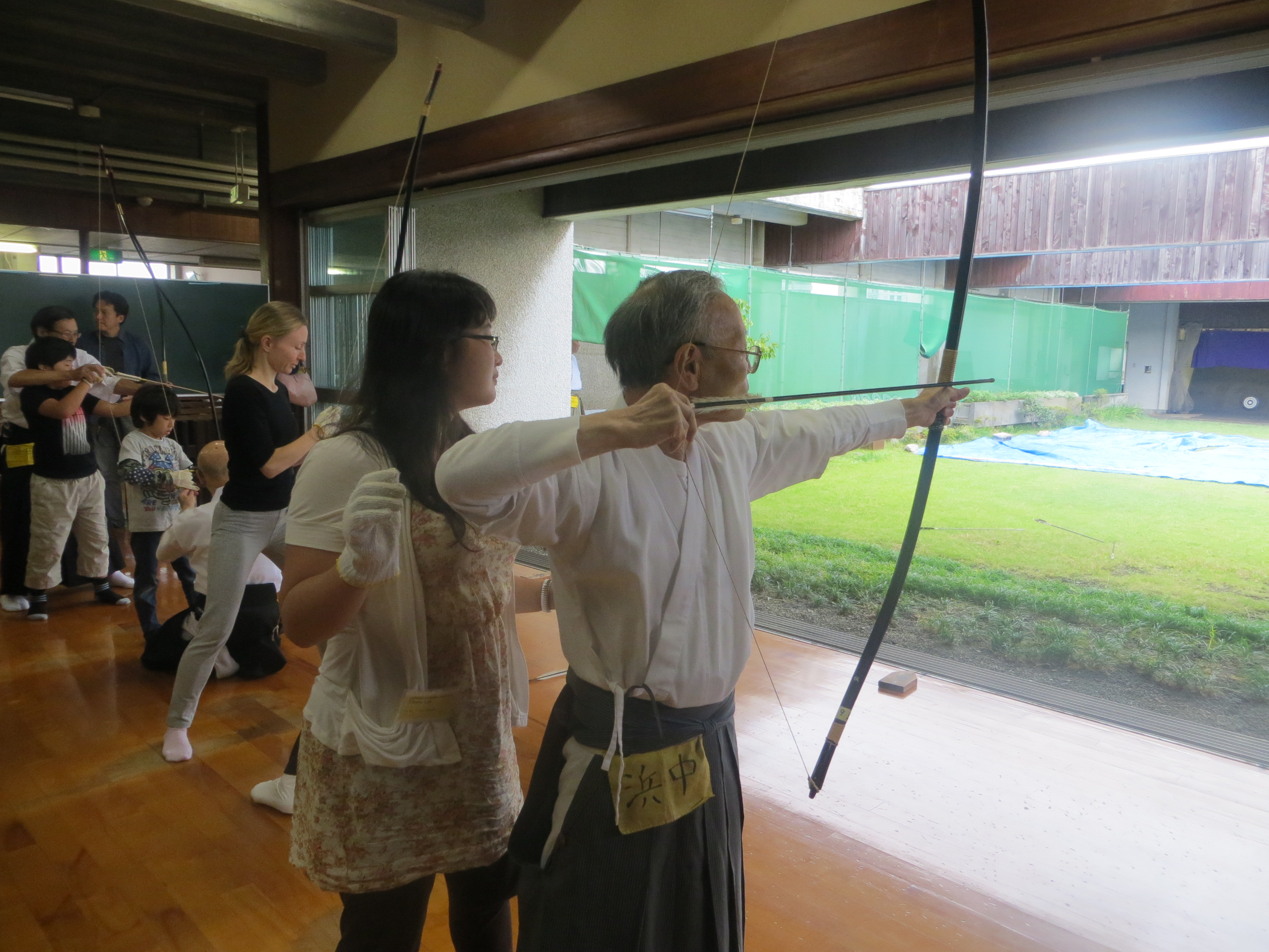 Experiencing kyudo japanese archery tokyo cheapo fandeluxe Gallery