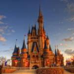 cinderella's castle tokyo disneyland