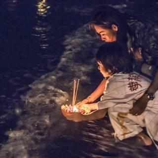 Loi Krathong Festival - Yoyogi park