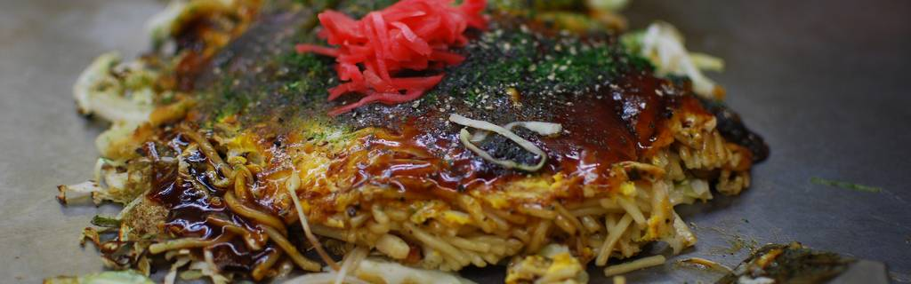 Okonomiyaki: Osaka and Hiroshima-Style Soul Food in Tokyo